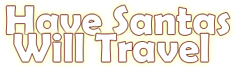 Have Santas Will Travel logo
